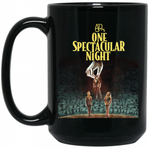 AJR One Spectacular Night Merch Mug Coffee Mugs 2
