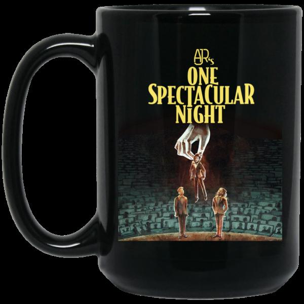 AJR One Spectacular Night Merch Mug Coffee Mugs 4
