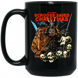 The Night Scrooge Saved Christmas Mug Coffee Mugs 2