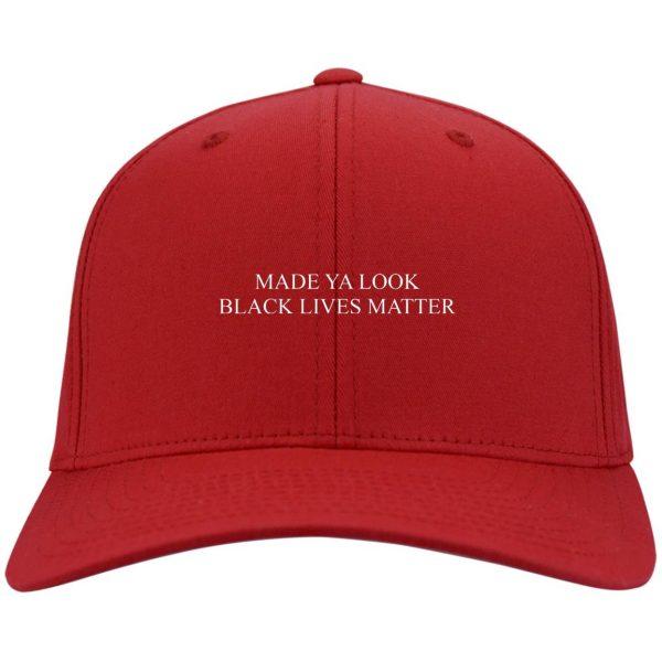 Made Ya Look Black Lives Matter Hats Hat 5