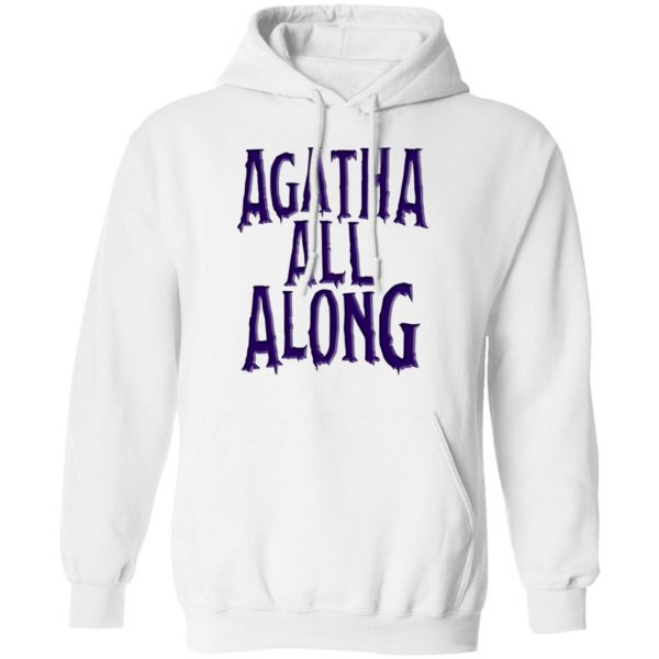 Agatha All Along Wandavision Shirt, Hoodie, Tank Apparel 13