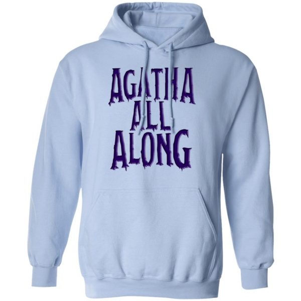 Agatha All Along Wandavision Shirt, Hoodie, Tank Apparel 14