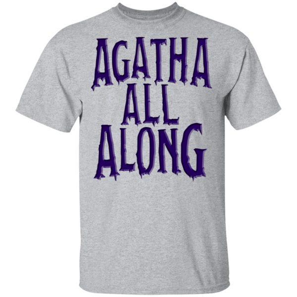 Agatha All Along Wandavision Shirt, Hoodie, Tank Apparel 5