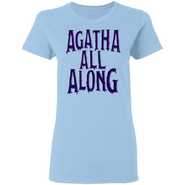 Agatha All Along Wandavision Shirt, Hoodie, Tank Apparel 6