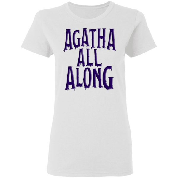 Agatha All Along Wandavision Shirt, Hoodie, Tank Apparel 7