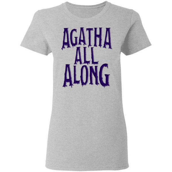Agatha All Along Wandavision Shirt, Hoodie, Tank Apparel 8