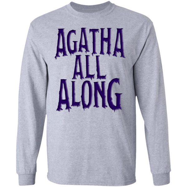 Agatha All Along Wandavision Shirt, Hoodie, Tank Apparel 9