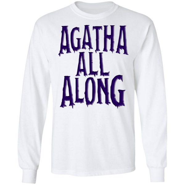 Agatha All Along Wandavision Shirt, Hoodie, Tank Apparel 10