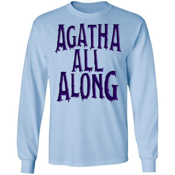 Agatha All Along Wandavision Shirt, Hoodie, Tank Apparel 11