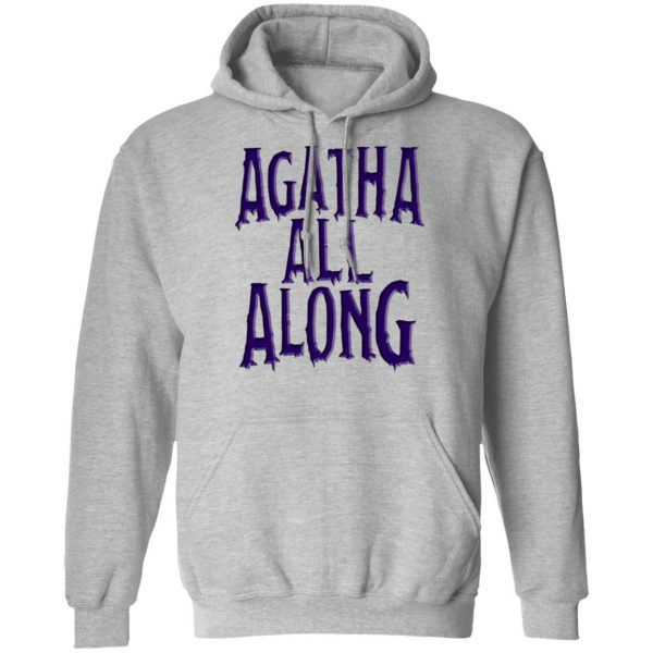 Agatha All Along Wandavision Shirt, Hoodie, Tank Apparel 12
