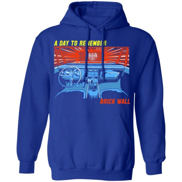 A Day To Remember Brick Wall Shirt, Hoodie, Tank Apparel 14