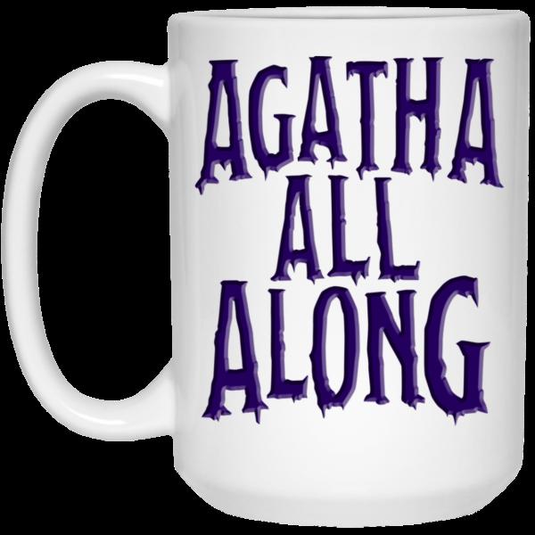 Agatha All Along Wandavision Mug Coffee Mugs 4