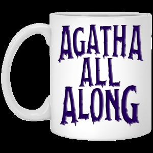 Agatha All Along Wandavision Mug Coffee Mugs