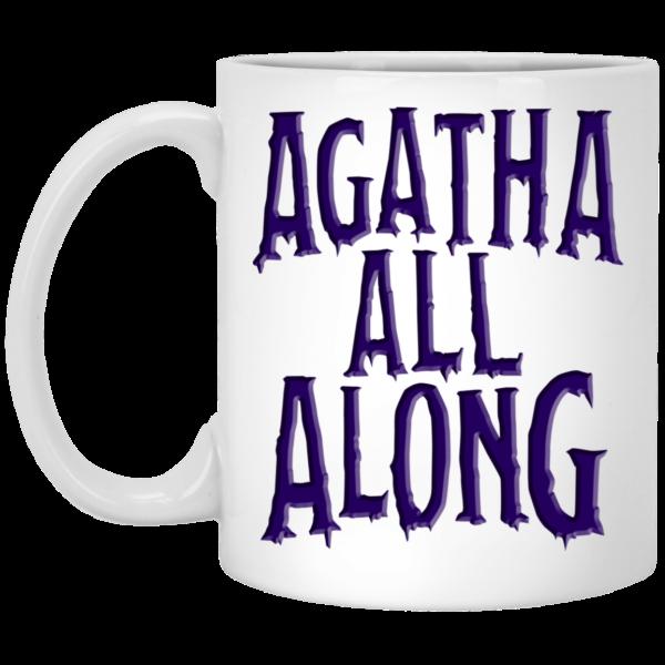 Agatha All Along Wandavision Mug Coffee Mugs 3