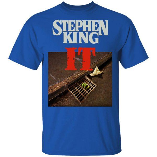 Stephen King It Shirt, Hoodie, Tank Apparel 5
