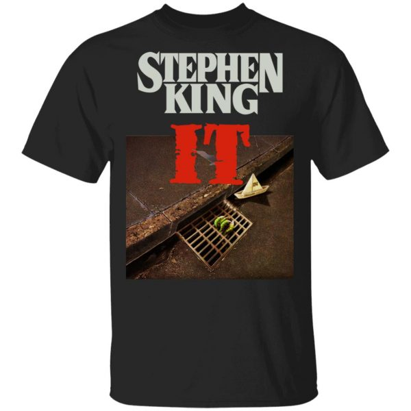 Stephen King It Shirt, Hoodie, Tank Apparel 6