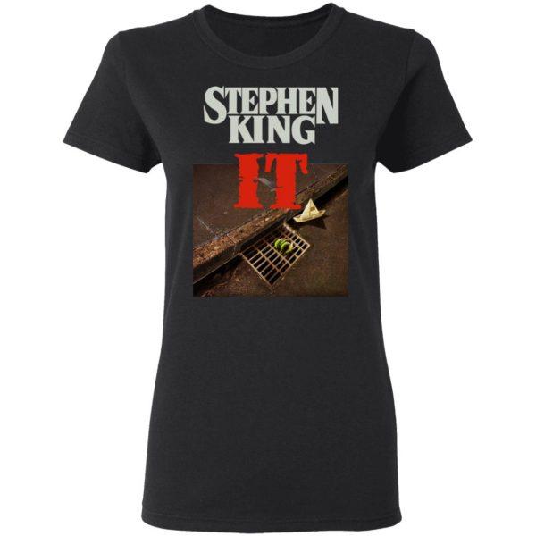 Stephen King It Shirt, Hoodie, Tank Apparel 7