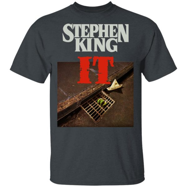 Stephen King It Shirt, Hoodie, Tank Apparel 3
