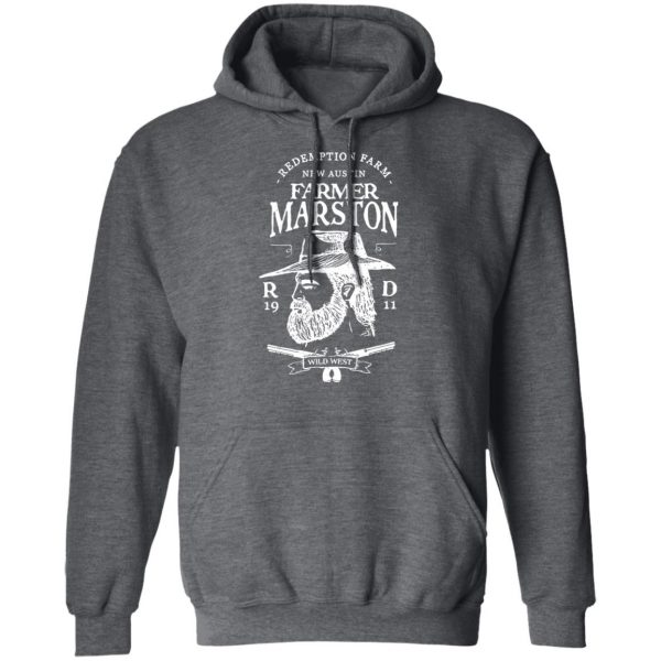 Farmer Marston Redemption Farm New Austin 1911 Shirt, Hoodie, Tank Apparel 13