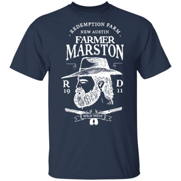Farmer Marston Redemption Farm New Austin 1911 Shirt, Hoodie, Tank Apparel 5