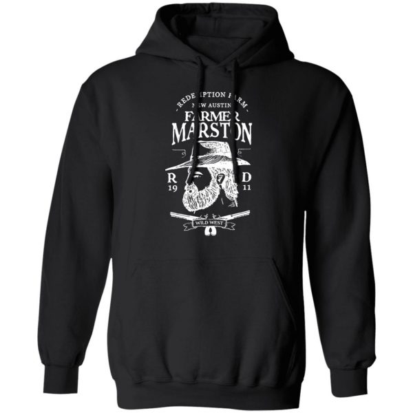 Farmer Marston Redemption Farm New Austin 1911 Shirt, Hoodie, Tank Apparel 11