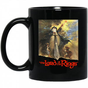 The Lord Of The Rings Mug Coffee Mugs