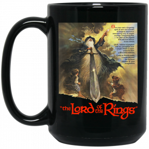 The Lord Of The Rings Mug Coffee Mugs 2