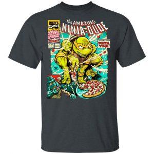The Amazing Ninja Dude Shirt, Hoodie, Tank Apparel