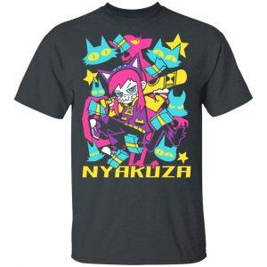 A Hat in Time Nyakuza Metro Long Shirt, Hoodie, Tank Apparel