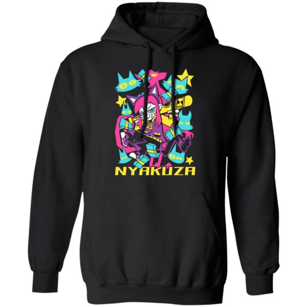 A Hat in Time Nyakuza Metro Long Shirt, Hoodie, Tank Apparel 11