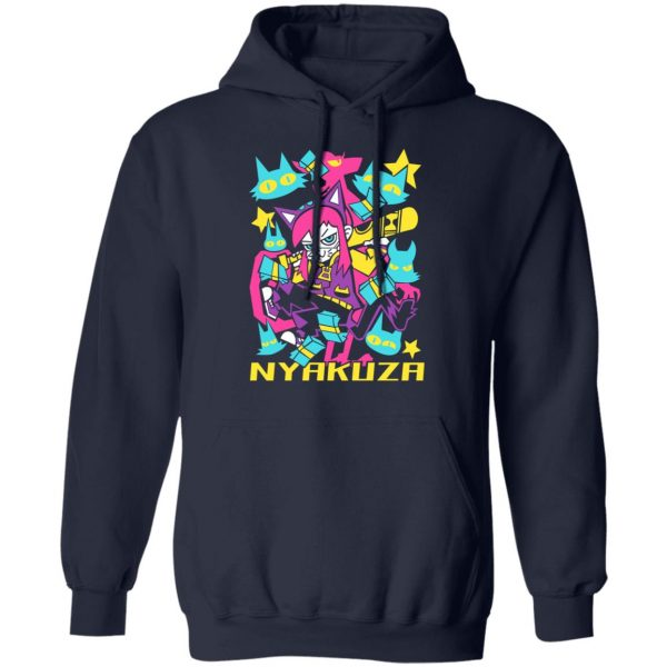A Hat in Time Nyakuza Metro Long Shirt, Hoodie, Tank Apparel 12