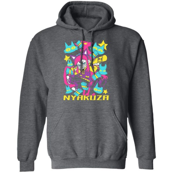A Hat in Time Nyakuza Metro Long Shirt, Hoodie, Tank Apparel 13