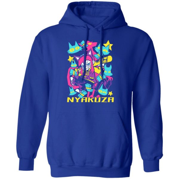 A Hat in Time Nyakuza Metro Long Shirt, Hoodie, Tank Apparel 14