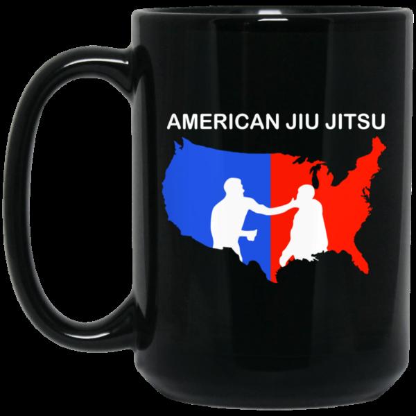 American Jiu Jitsu Mug Coffee Mugs 4