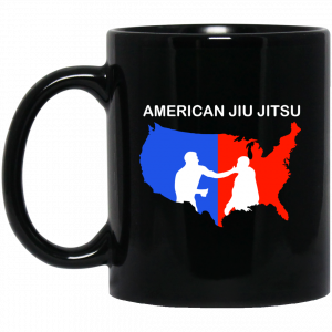 American Jiu Jitsu Mug Coffee Mugs