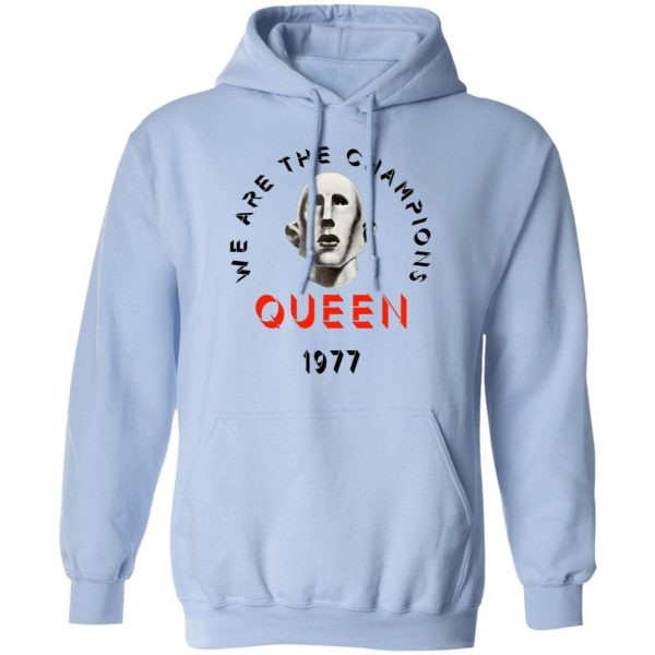 Queen We Are The Champions Queen 1977 Shirt, Hoodie, Tank Apparel 14