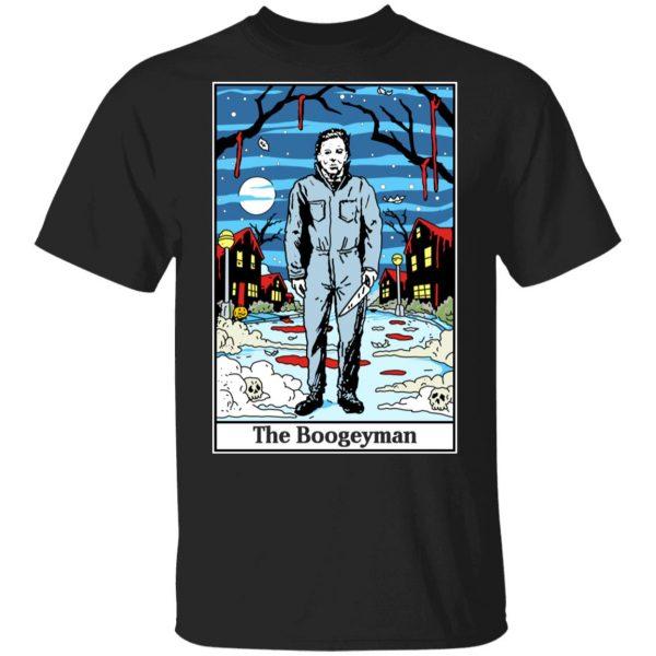 The Boogeyman Michael Myers Halloween Shirt, Hoodie, Tank Apparel 3