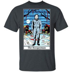 The Boogeyman Michael Myers Halloween Shirt, Hoodie, Tank Apparel