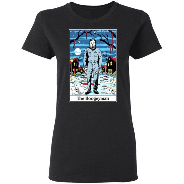 The Boogeyman Michael Myers Halloween Shirt, Hoodie, Tank Apparel 7