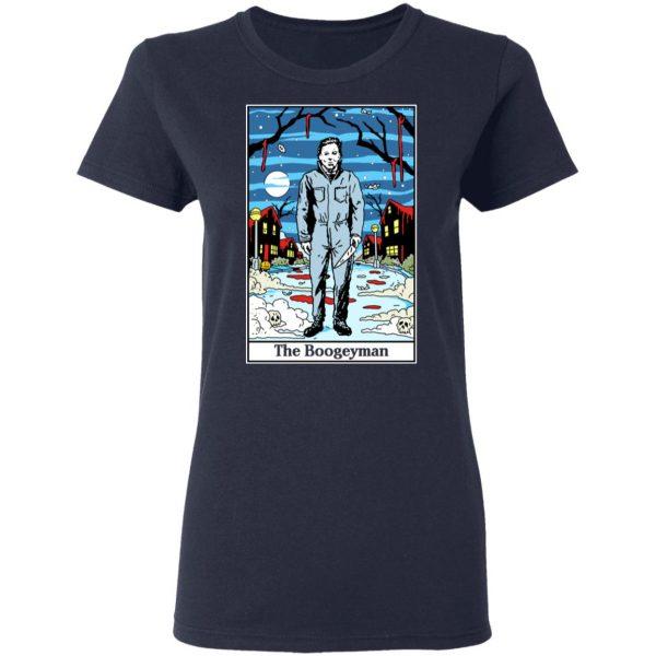 The Boogeyman Michael Myers Halloween Shirt, Hoodie, Tank Apparel 9