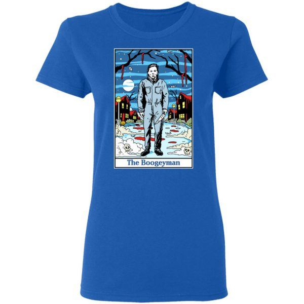 The Boogeyman Michael Myers Halloween Shirt, Hoodie, Tank Apparel 10