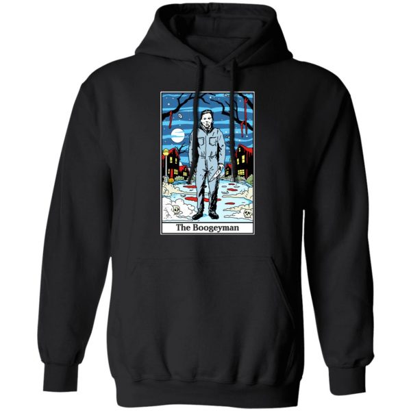 The Boogeyman Michael Myers Halloween Shirt, Hoodie, Tank Apparel 11