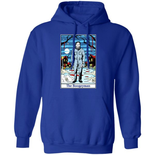 The Boogeyman Michael Myers Halloween Shirt, Hoodie, Tank Apparel 14