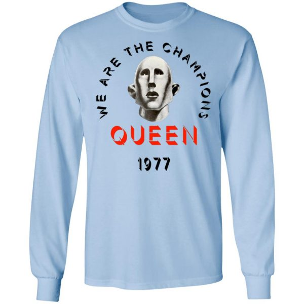 Queen We Are The Champions Queen 1977 Shirt, Hoodie, Tank Apparel 11