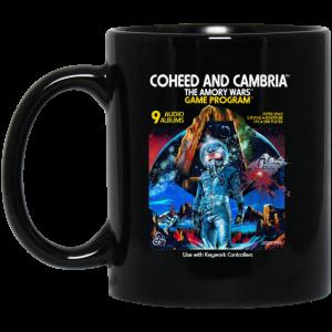 Coheed And Cambria The Amory Wars Game Program Mug Coffee Mugs