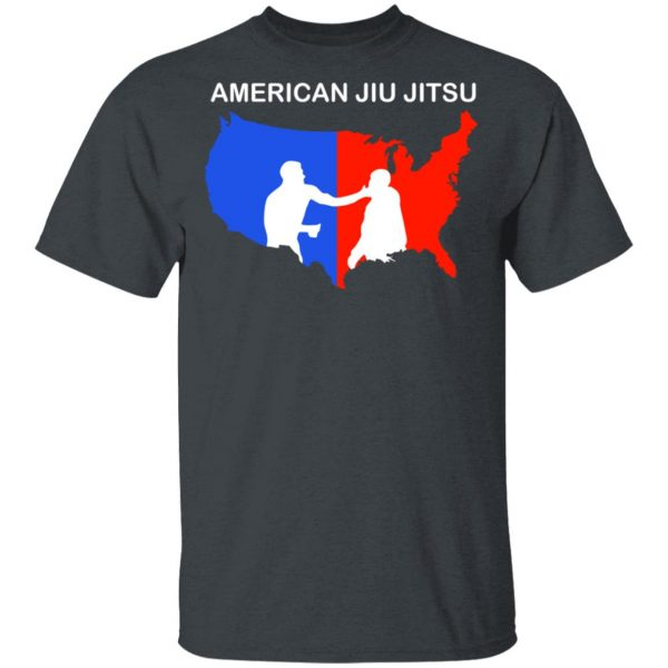 American Jiu Jitsu Shirt, Hoodie, Tank Apparel 4