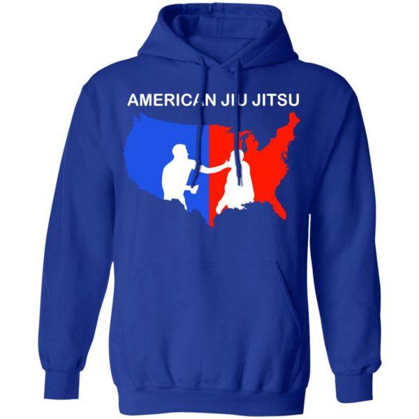 American Jiu Jitsu Shirt, Hoodie, Tank Apparel 14