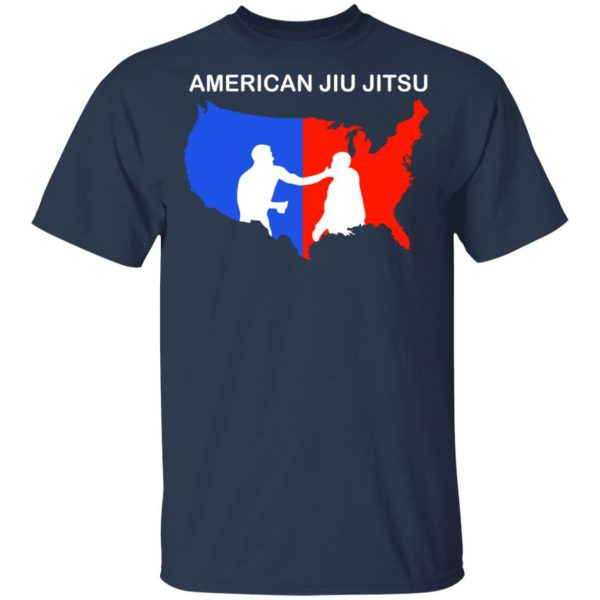 American Jiu Jitsu Shirt, Hoodie, Tank Apparel 5