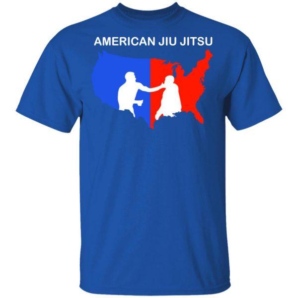 American Jiu Jitsu Shirt, Hoodie, Tank Apparel 6