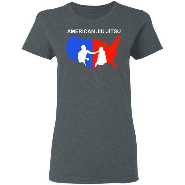 American Jiu Jitsu Shirt, Hoodie, Tank Apparel 8